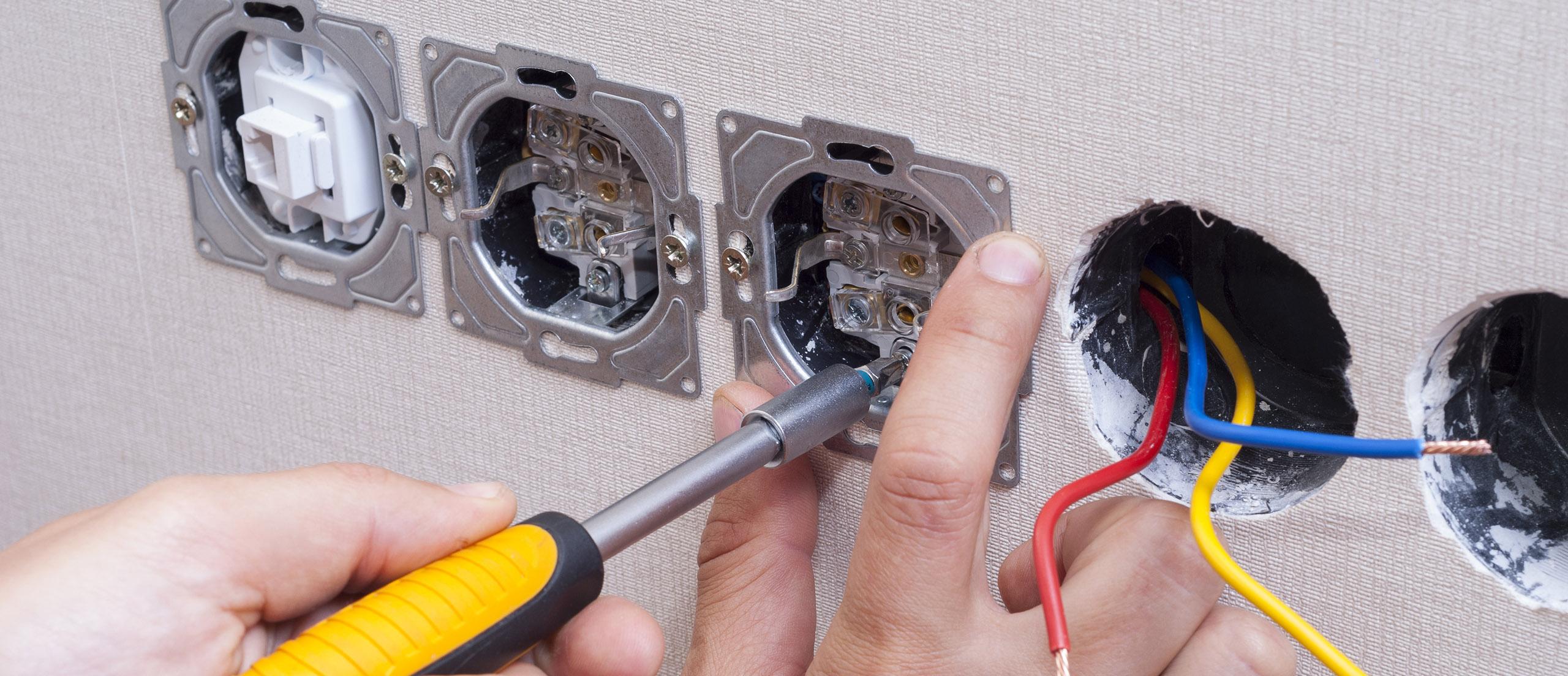 Profesionálna elektroinštalácia do rodinných domov, bytov, kancelárii